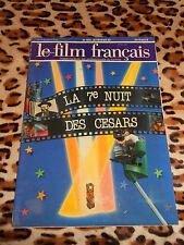 Le nouveau film français, hebdo des professionnels du cinéma - n° 1891, 1982
