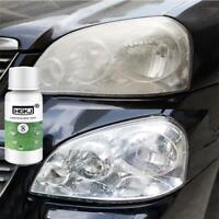Car Repair Restorer HGKJ-8 Polish Headlight 20ML Lens Liquid Auto Cleaner