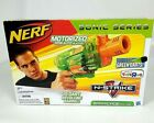 Nerf Gun Sonic Series N-Strike Barricade rv-10 Toys r us exclusive 2011 sealed