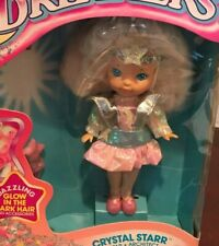 ULTRA~RARE~CRYSTAL STAR Moon Dreamers Hasbro 1986 UNOPENED 4456/4370 SERIES 2