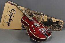 Epiphone Emperor Swingster HollowBody Elec Guitar W/Series/Parallel Switching