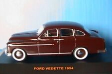 FORD VEDETTE 1954 IXO MODELS CLC099 1/43 DARK RED ROUGE FONCE ROSSO ROT