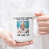 Mug Dateline Parody Gift Secret Santa Cup Funny Christmas Mug Secret Santa Gift