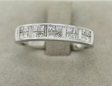 Wedding Excellent Cut VS1 Fine Diamond Rings