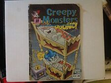 *CREEPY MONSTERS* LOS PEQUEÑOS ESPECTROS #11 MEXICAN COMIC February 1993