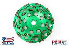 6 Diamond Cup Wheel Arbor Fits Hilti Dg150 Concrete Grinding 3040 Grit