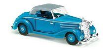 Busch 40526 Mercedes 170S Cabrio blau 1:87 H0 suberb detail