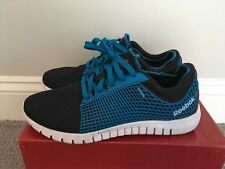 cd1dd203ad9099 Reebok CrossFit Nanoweb Running Shoe Men s Size 9.5 Blue