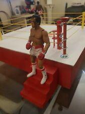 Escalier Pour Ring De Boxe Rocky