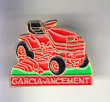 RARE PINS PIN'S .. AGRICULTURE TRACTEUR TRACTOR GARCIA ANCEMENT ISEKI GRUEL~BQ