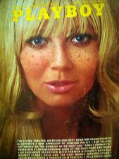 Playboy Magazine August 1969-Bunnies of Detroit