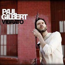 Paul Gilbert - Vibrato [Digipak] (CD, Oct-2012, Shrapnel) MR BIG