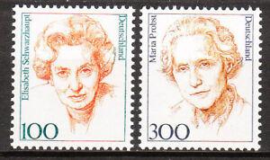 BRD 1997 Mi. Nr. 1955-1956 Postfrisch LUXUS!!!