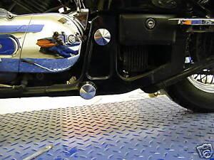 CNC Billet Schwingachsen Cover für VN 800 Kawasaki, Auch Classic-Modelle