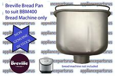 Breville BBM400 the Gourmet Baker™ Bread Maker Pan Part BBM400/51 - NEW GENUINE