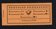 BRD, libretto di marca 4y, XX esaminato Schlegel con 285y, 79y182, y 183 Y, 185 y, vedi scansione
