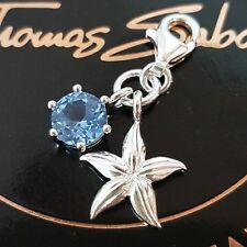 Thomas Sabo ❤ estrella de mar charm club pulsera cadena colgante 925 plata Starfish
