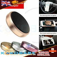 In Car Magnetic Phone Holder Fits Dashboard Universal Mount For iPhone Samsung