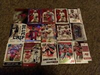 Jameis Winston Huge Card Lot Rookies Relic,Inserts, Optic and More