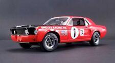 ACME 1968 Shelby Mustang #1 Daytona Class Champion 1/18. Read Description