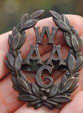 Women officers WAAC  badge