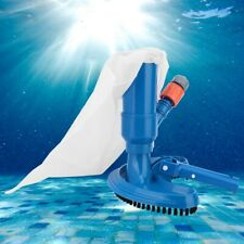New Vacuum Brush Cleaning Tool Swimming Spa Pool Pond Fountain Vacuum Cleaner