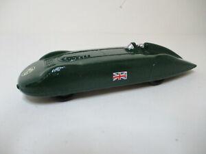 Meccano Ltd. Dinky Toys # 23P  Gardner's MG Record Car  Restored  near minty !!!