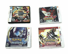 Buy Cheap 3 Pokemon Original 3ds Cases And Yu Gi Oh World Championship 2011 For Ds Video Games & Consoles