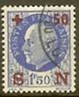 "FRANCE TIMBRE STAMP N° 552 "" SECOURS NATIONAL PETAIN +50 SUR 1F50 "" OBLITERE TB"