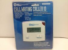 New Bell Sonecor BE-50CWL Call Waiting Caller ID Display, 50 Number Memory