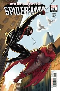 Miles Morales Spider-Man #22 - Marvel Comic Book, 2021, NM