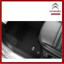 Genuine Citroen C1 Premium Tailored Carpet Floor Mats, Front & Rear 2014-Onwards