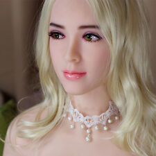 New Lifelike New TPE/Silicone Sex Love Doll Realistic Toys Only a Head for Man