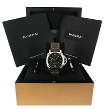 Panerai Luminor 1950 3 Days GMT Automatic Automatic Watch PAM01535 PAM 1535