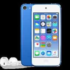 2015 Geniune Apple iPod Touch 6th Gen Blue 128GB *NEW!* + Warranty!