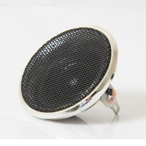 """2.4"""" inch 4Ohm 6Ohm 20W NdFeB Silk Film Tweeter Treble Speaker Loudspeaker Horn"""