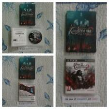 PS3 Castlevania Lords of Shadow 2 + STEELBOOK