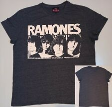 Official T-Shirt THE RAMONES : The End of the Century / Live at the Odeon (M/L)