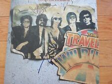 Jeff Lynne Tom Petty signed lp coa + Proof! Traveling Wilbury autographed album