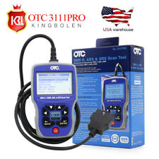 OTC 3111 PRO OBD2 Diagnostic Scanner ABS SRS CAN Car&Truck Code Reader Scan Tool