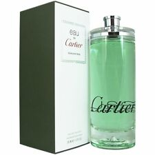 Eau De Cartier Concentree By Cartier 6.7oz/200ml Edt Spray For Men Nib