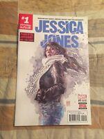 JESSICA JONES #1 2ND PRINT NETFLIX TV SHOW [Marvel Comics, 2017]