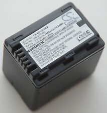 New Panasonic Camcorder Replacement Battery Hc-V110 Hc-V130 Hc-V710 Vw-Vbt380