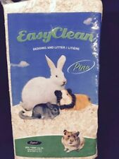 Easy Clean Pine Bedding 20L Small Animals Hamster Guinea Pig Mice Bird Gerbil