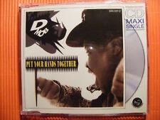 D-Mob/PUT YOUR HANDS together-MAXI CD