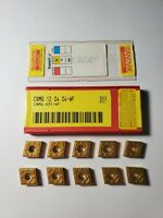 CNMG 431-WF 2015 SANDVIK COROMANT TURNING INSERTS, 10 PCS, CORNER RAD .015