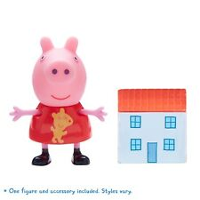 Peppa Pig Figure and Accessory Pack - Peppa with Dolls House