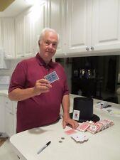 MAGIC CARDS *Bar Bet Tricks* Self-Working - 2 for 1  *  L-Q-Q-K