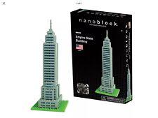 Nano block Empire State Building NAN-NBM004 Kawada Japan