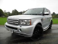 RANGE ROVER SPORT 4.2 SUPERCHARGED LOW MILES FULL SERVICE HISTORY
